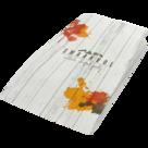 Kaas en delicatessen papieren zak 14x5x26cm