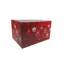 Kerstpakketdoos ROOD C 390x290x230 mm