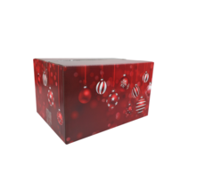 Kerstpakketdoos ROOD B 350x315x170mm