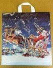 Kersttassen kerst draagtas