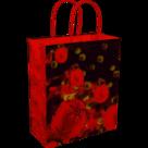 Kersttas papier 35x13x31cm