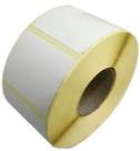 Thermo weegschaal etiket 58x43