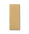 Papieren FSC® snackzak 11+8x27cm nr.25 (½ pond) bruin
