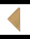 Papieren FSC® friet puntzak K17 bruin