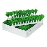 decoratie groen strip