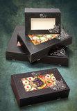 Geschenk doos zwart 35cm