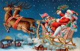 kerst draag tas