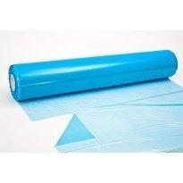 plastic vellen blauw