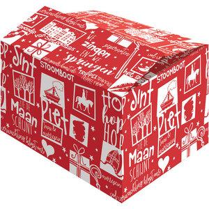 Sinterklaaspakketdoos 310x200x140 mm