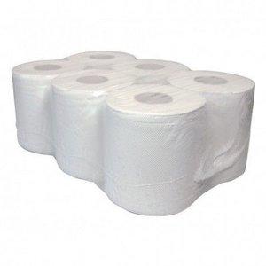 Handdoekrollen recycled tissue MIDI