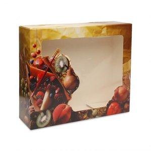 fruit geschenk doos