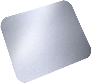 Aluminium karton deksel 122x96mm voor 250cc bak