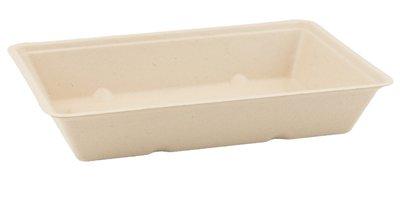 Snackbakje Suikerriet A50 204x142x35mm