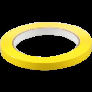zakken sluittape geel