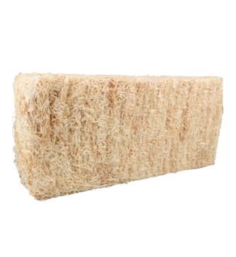 Houtwol fijne kwaliteit 10kg