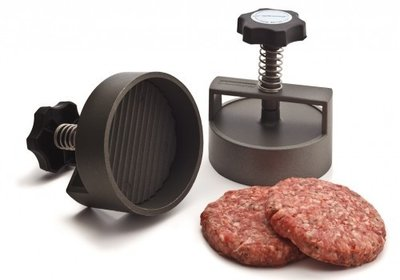 hamburger pers spikomat