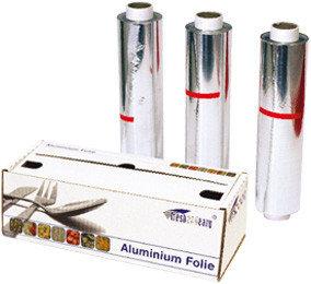 Aluminiumfolie dispenserdoos 30 cm