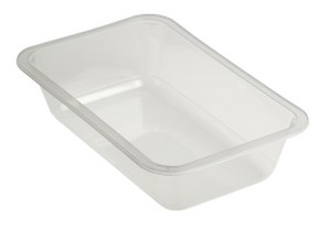 Gasverpakkings tray VP9/55 WIT