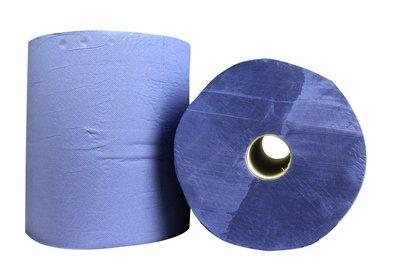 Industrierol blauw