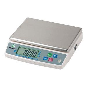Weegschaal electrisch 10kg 1gr