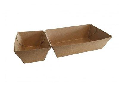 Snackbakje FSC® karton A9+sausbak (A22)