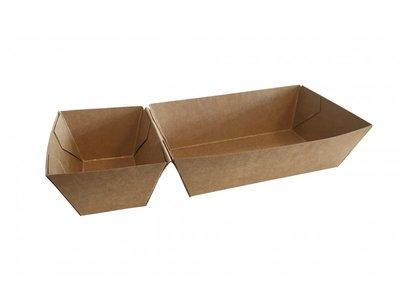 Snackbakje FSC® karton A7+sausbak (A23)