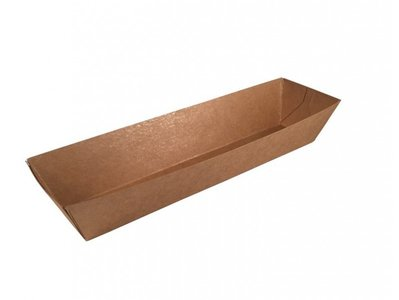 Snackbakje FSC® karton A16 180x35x35mm