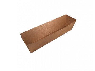 Snackbakje FSC® karton A5 114x39x35mmmm