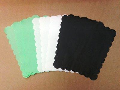 meat saver paper groen