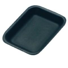 foodtray 24-24 zwart linplus