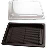 tapas en sushi tray