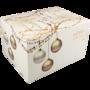 Kerstpakketdoos, Karton, 35x31.5x17cm, Golden Bridge